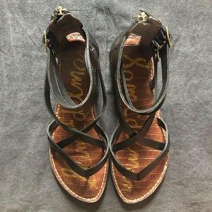 Sam Edelman Shoes - Sam Edelman Sandals Size 8 in Black